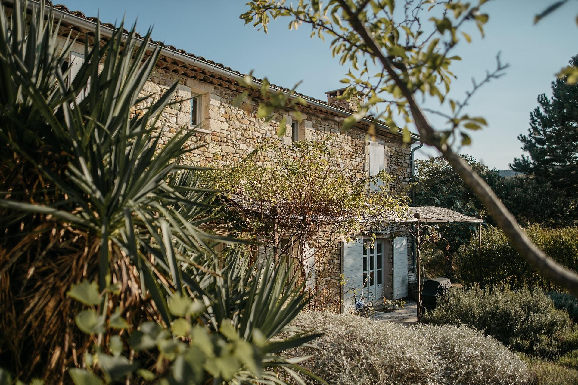 Traumhafte Hochzeit in der Provence. Hameau de Cournille.