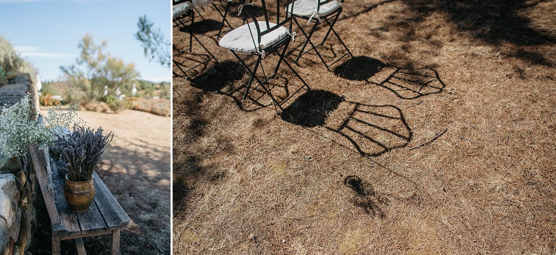 Traumhafte Hochzeit in der Provence. DIY. Mit viel Liebe zum Detail.