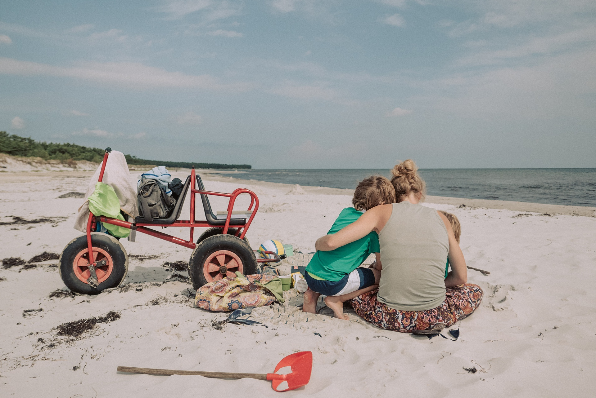 Bornholm Momente - Dueodde Strand